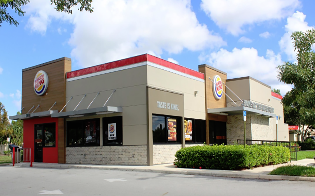 NNN Burger King – Royal Palm Beach, FL