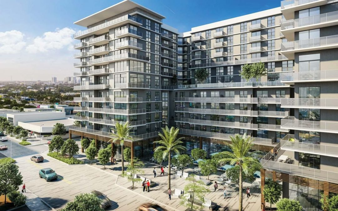 COMMISSION VOTES IN FAVOR OF SOUTH MIAMI TOWN SQUARE MIXED-USE PROJECT
