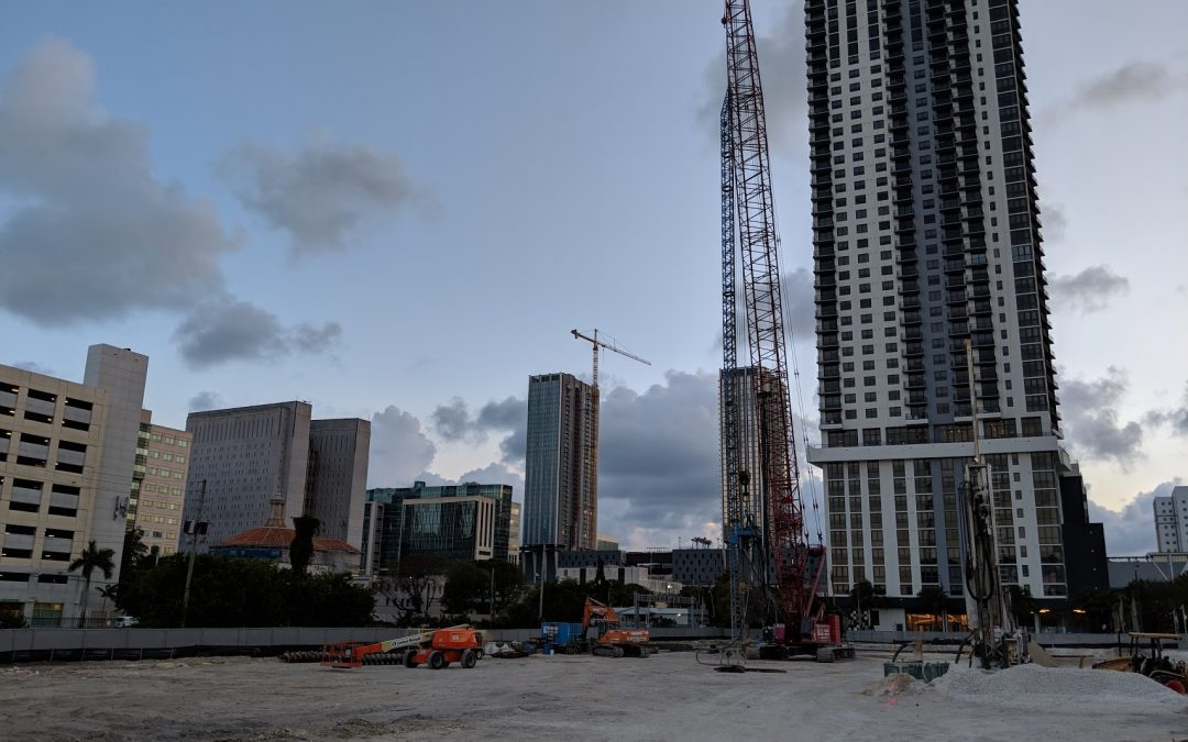 CAOBA MIAMI WORLDCENTER OVER 50% LEASED LESS THAN THREE MONTHS AFTER OPENING