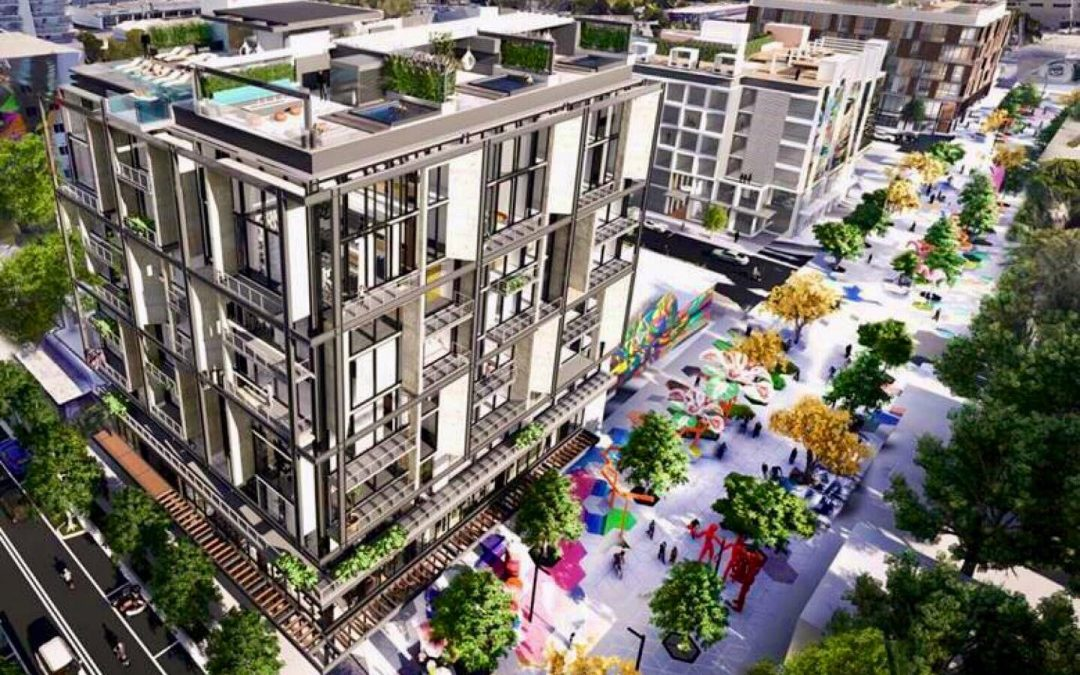 DEMOLITION BEGINS AT WYNWOOD QUARTER PROPERTIES, WILL EVENTUALLY INCLUDE SIX SITES