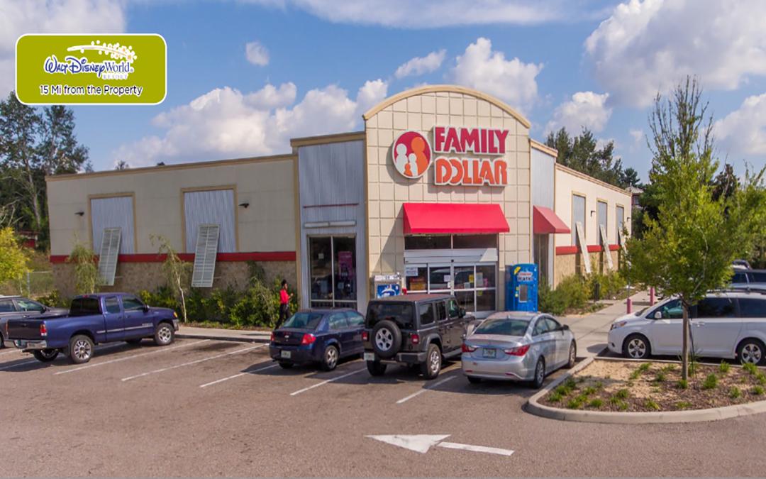 NNN, Family Dollar, Orlando FL