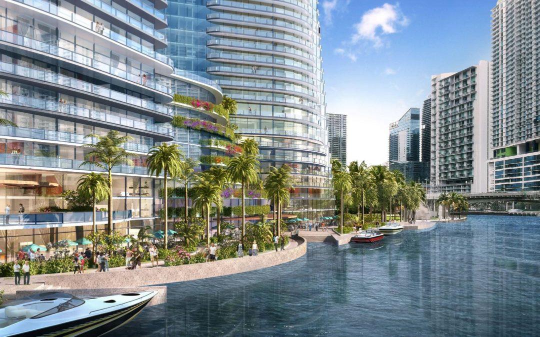 RIVERSIDE CENTER TO BE BUILT 'IN CONSONANCE' WITH 2018 DESIGN, DEVELOPER SAYS